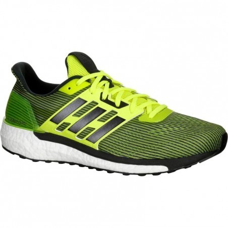 Chaussure de running homme ADIDAS SUPERNOVA GLIDE BOOST 9 jaune
