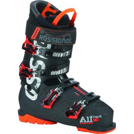 Chaussures ski alpin  homme ROSSIGNOL ALLTRACK 90  -  BLACK ORANGE