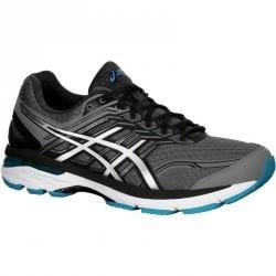 chaussure de running homme ASICS GEL GT2000 5 gris