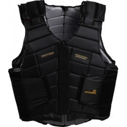 GILET DE PROTECTION Equitation adulte WANABEE GILET PROTEC AD NR