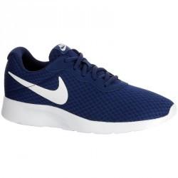 Chaussures marche sportive femme Tanjun bleu / gris.