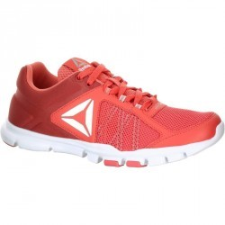 Chaussures marche sportive femme Yourflex Corail