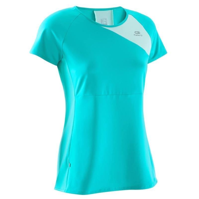 avis test tee shirt running femme run dry vert kalenji prix. Black Bedroom Furniture Sets. Home Design Ideas