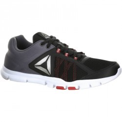 Chaussures marche sportive homme Yourflex Gris / Noir