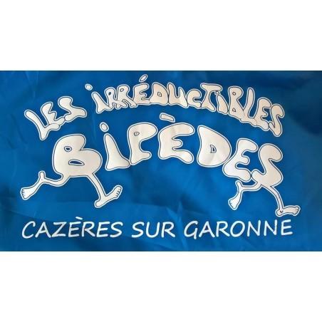 Les Irréductibles Bipèdes - Club associatif de course à pieds / trail - 31220 CAZÈRES SUR GARONNE