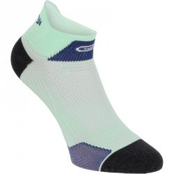 CHAUSSETTE DE RUNNING KIPRUN FIT MINT BLUE