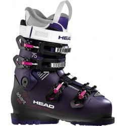 CHAUSSURE DE SKI   HEAD ADVANT EDGE 75 W VIOLET