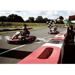 Karting de Bruz - proche de Rennes 35170