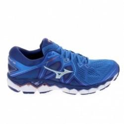 Chaussures de Running Mizuno Wave Sky 2 Bleu