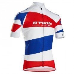 MAILLOT VELO MANCHES COURTES 900 FRANCE