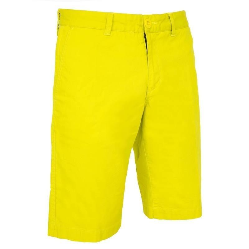 Bermuda bateau 100 homme jaune
