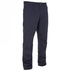 Pantalon bateau 100 homme bleu