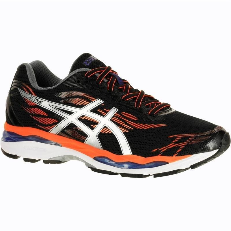 baskets running homme asics