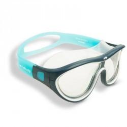 Masque de natation SWIMDOW Taille L bleu blanc