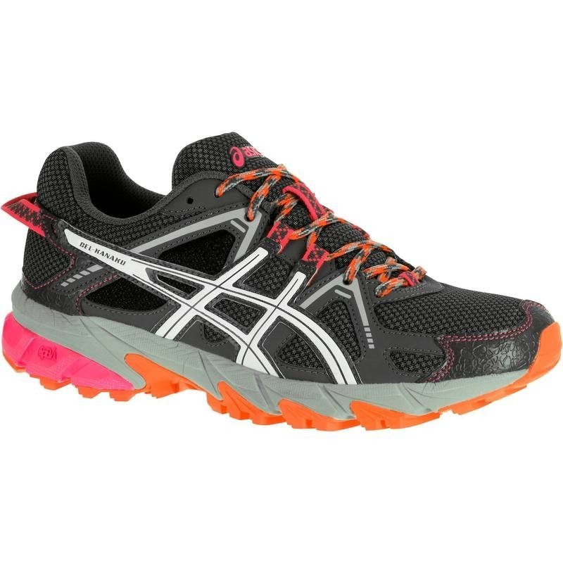 avis test chaussure trail asics gel kanaku 2 femme gris asics prix. Black Bedroom Furniture Sets. Home Design Ideas