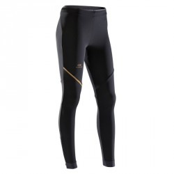 COLLANT RUNNING FEMME KIPRUN WARM NOIR OR