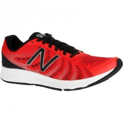 CHAUSSURES RUNNING NEW BALANCE RUSH V3 HOMME  ROUGE