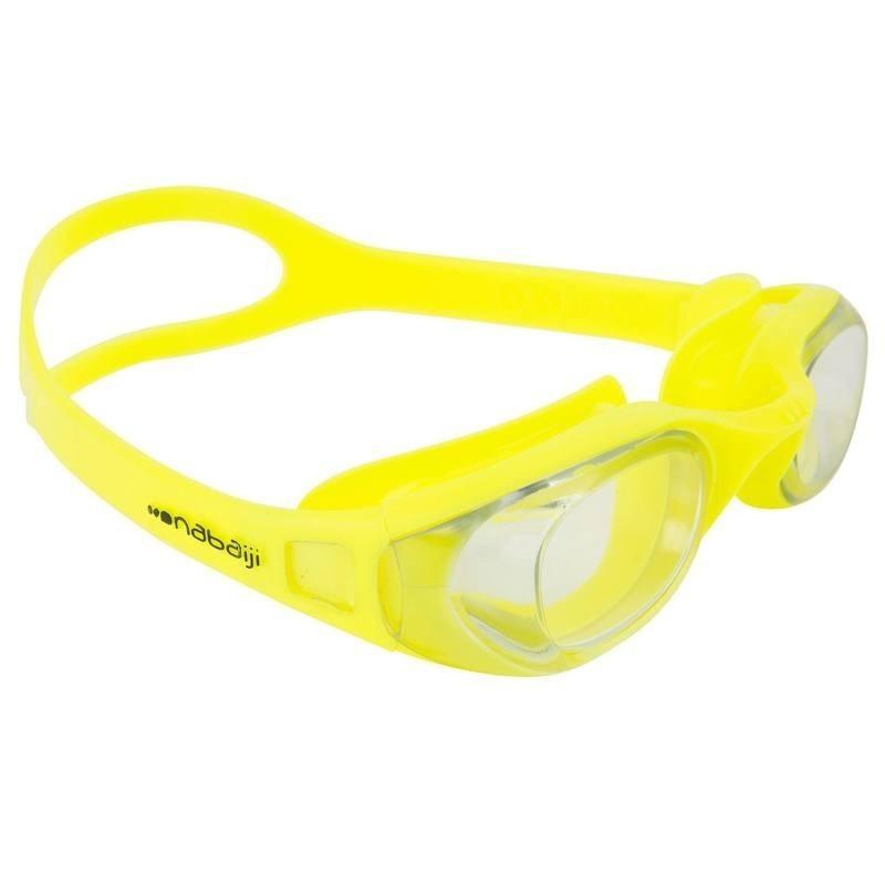 Lunettes de natation XBASE Easy jaune