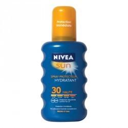 Crème de protection solaire NIVEA SPRAY IP30 200ml