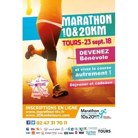 10 & 20kms de Tours