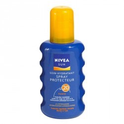 Crème de protection solaire NIVEA SPRAY IP 20