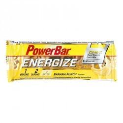 Barre énergétique ENERGIZE C2MAX banane 55g