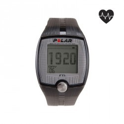 Montre cardio FT1 noir