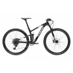 VTT Tout-Suspendu TREK 2019 TOP FUEL 8 27.5´´ NX Eagle 12v Noir Blanc