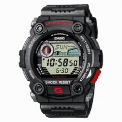 Montre sport digitale antichoc G-SHOCK G-7900-1ER noire