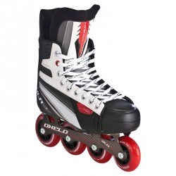 Roller hockey adulte XLR3 gris clair