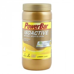 Boisson isotonique poudre ISOACTIVE citron 600g