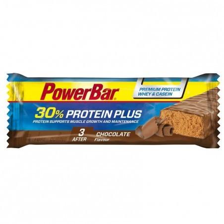Barre protéine PROTEIN PLUS 30% chocolat 55g