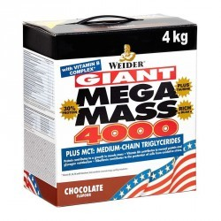Prise de masse GIANT MEGA MASS 4000 chocolat 4kg