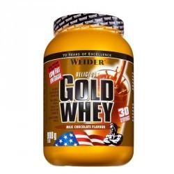 PROTEINE WHEY WEIDER GOLD chocolat au lait 908g