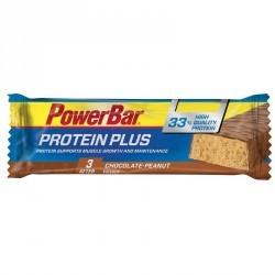 Barre protéinée PROTEIN PLUS chocolat cacahuète 90g
