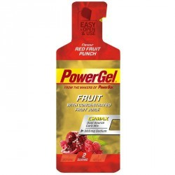 Gel énergétique POWERGEL fruits rouges 41g