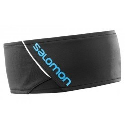 Bandeau SALOMON RS Noir Bleu