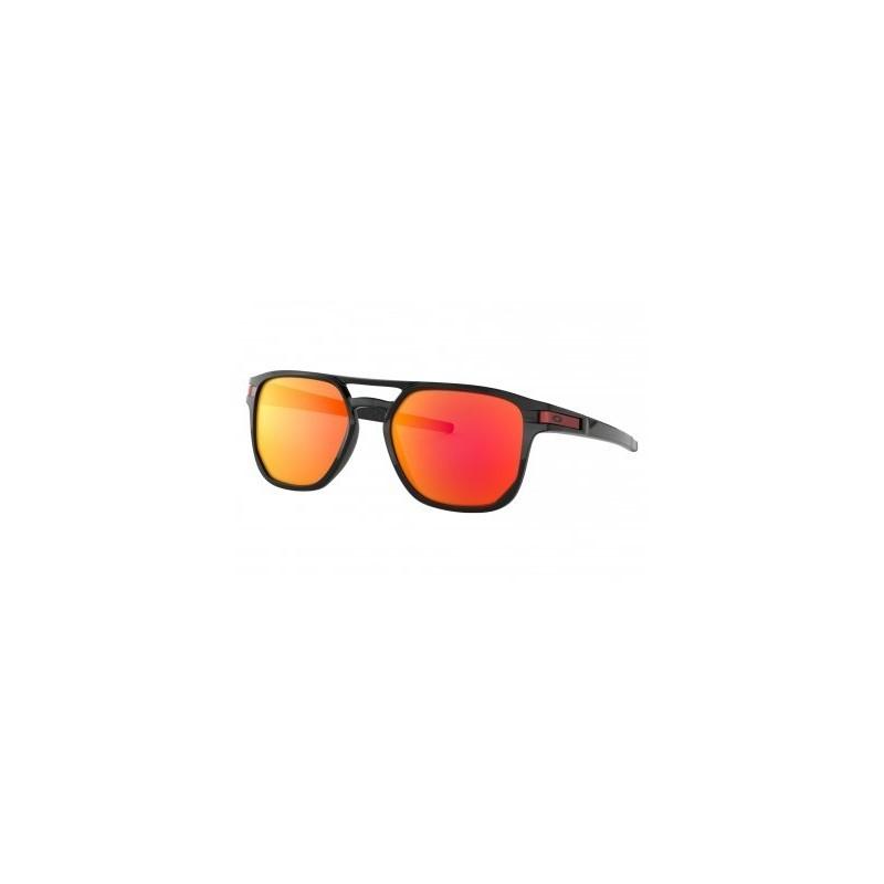 Lunettes Oakley Latch Beta   Polished Black   Prizm Ruby   Ref. OO9436-0754 d7705b8ad30d