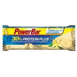 Barre protéinée PROTEIN PLUS vanille noix de coco 55g