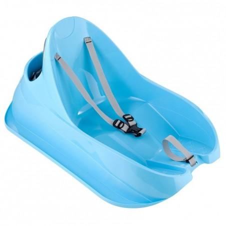 Traineau à neige pour les bébés Bobee Bob bleu