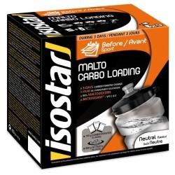 Boisson de préparation poudre MALTO CARBO LOADING neutre 9x50g