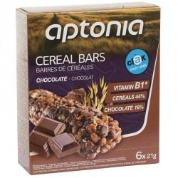 Barre de Céréales CLAK Chocolat 6x21g