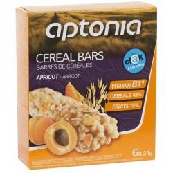 Barre de Céréales CLAK Abricot 6x21g