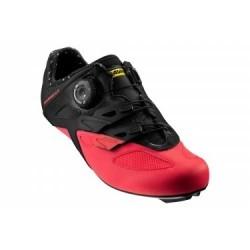 Chaussures de Route Femme Mavic Sequence Elite W Noir / Rouge