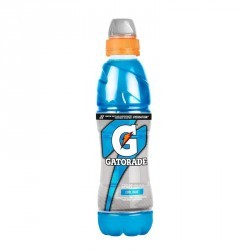 Boisson isotonique GATORADE COOL BLUE 500ml