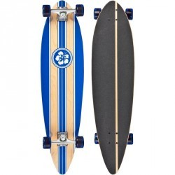 Longboard BEGINNER Blue