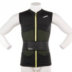Gilet de protection ski et snowboard adulte defense jacket