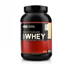 PROTEINE 100% WHEY OPTIMUM NUTRITION vanille 908g