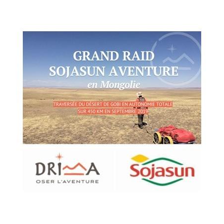 Le grand raid Sojasun DRIMA