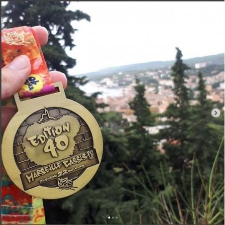 Course 20 km Marseille - Cassis